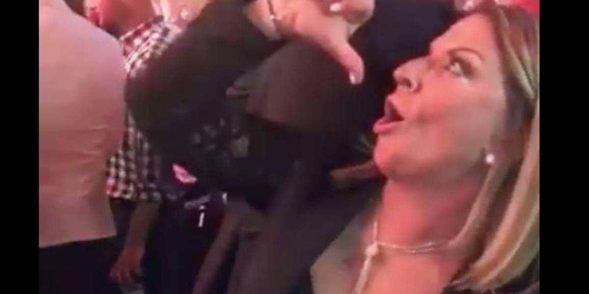 Ana María Polo se luce bailando canción de Nicky Jam