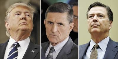 Trump teria pedido fim de investigação ao FBI