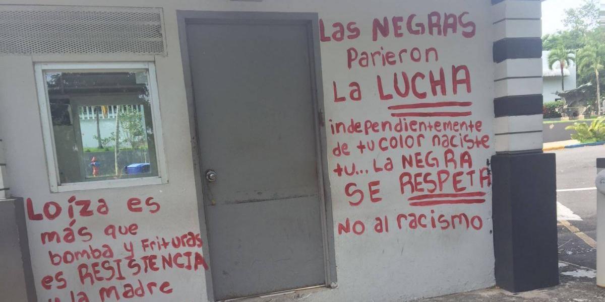 Así luce la UPR Río Piedras a más de un mes en huelga