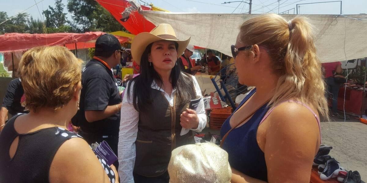 Teresa Castell exige a simpatizantes de Morena detener agresiones