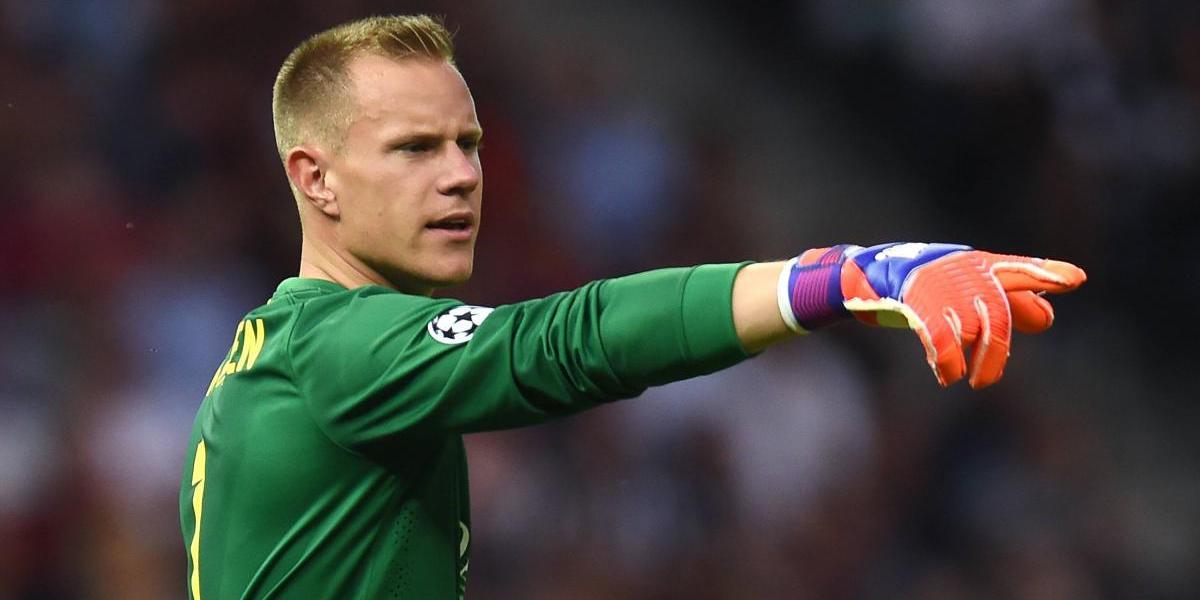 Ter Stegen comanda la juvenil nómina de Alemania para la Copa Confederaciones