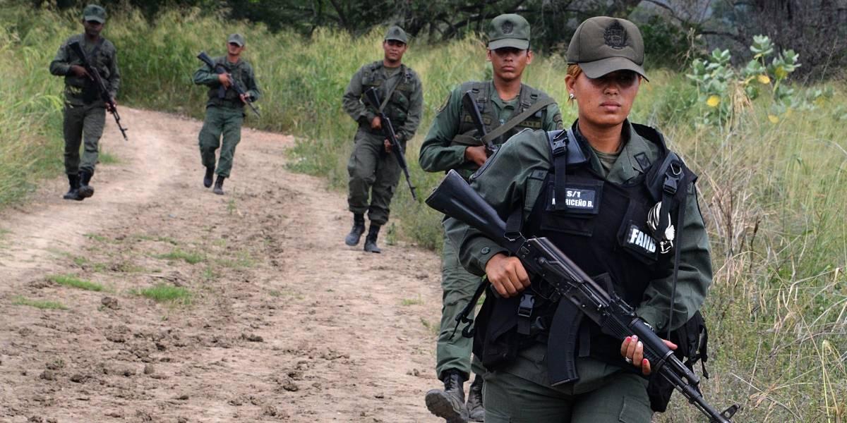 Crisis en Venezuela: Comienza militarización de convulsionado estado de Táchira