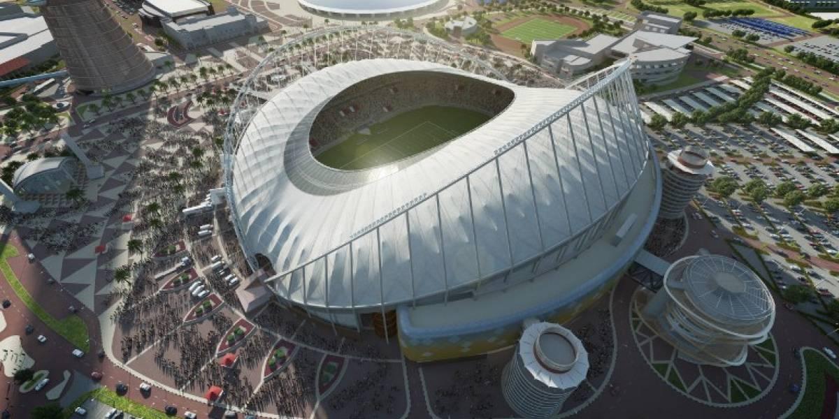 El primer estadio refrigerado del mundo será inaugurado