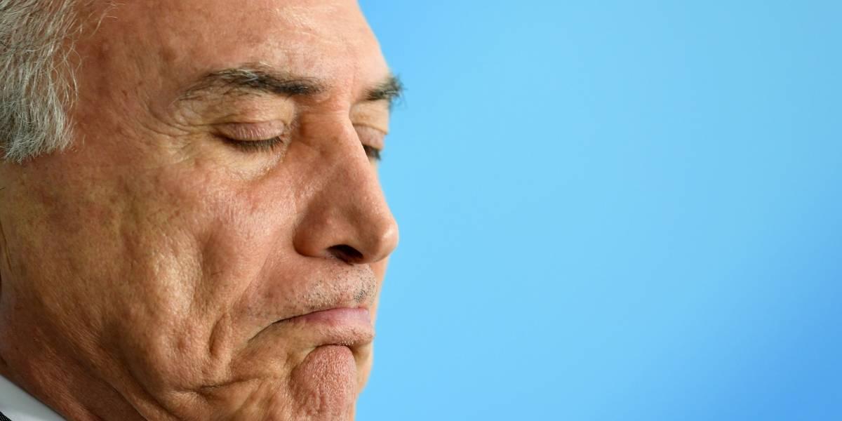 """Internautas """"vomitan"""" sobre el perfil del presidente Temer en Facebook"""