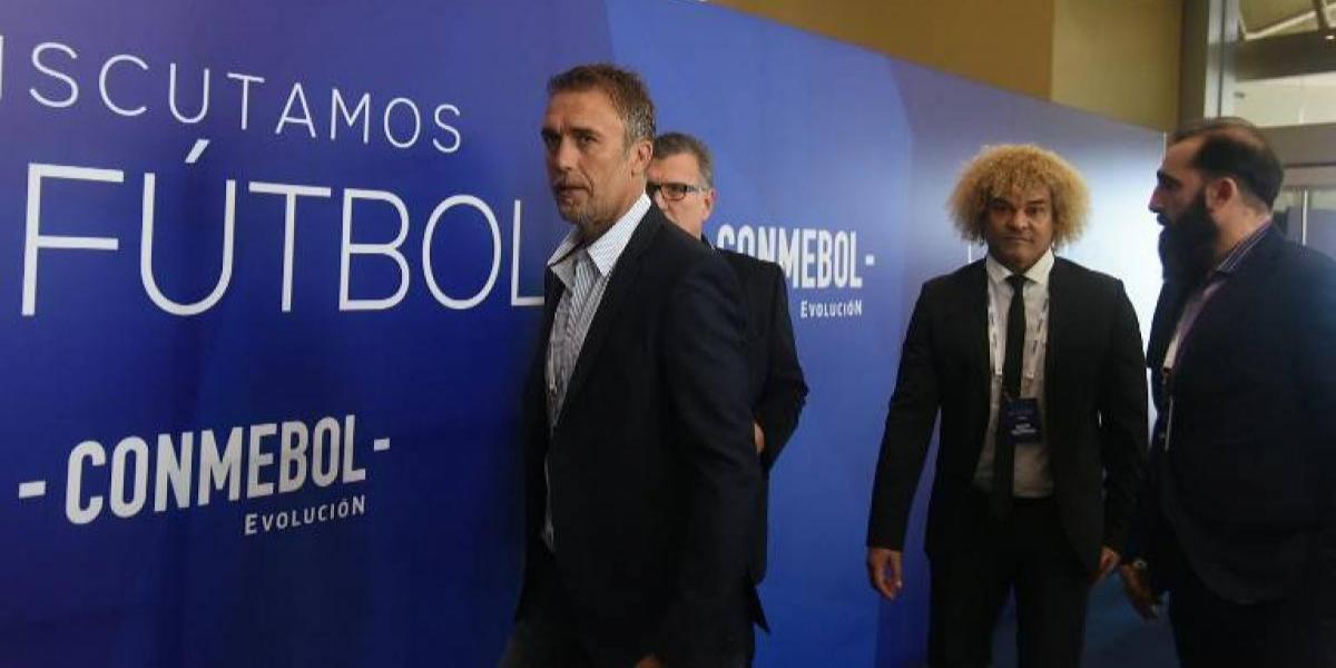 """Conmebol renace de la mano de históricos: """"Primera vez en 45 años que nos convocan"""""""