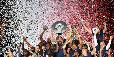 AS Mónaco campeón de Francia después de 17 años