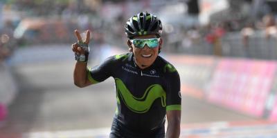Omar Fraile ganó la etapa 11 del Giro