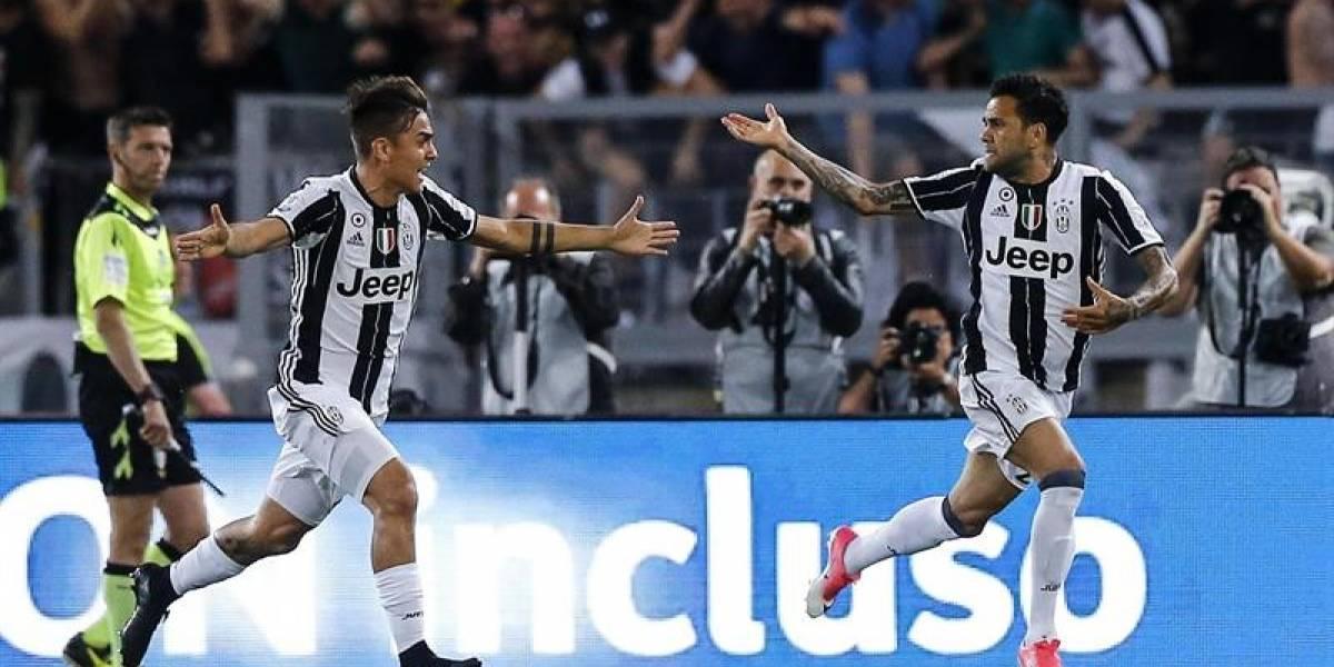 La Juventus de Turín se coronó en la Copa Italia