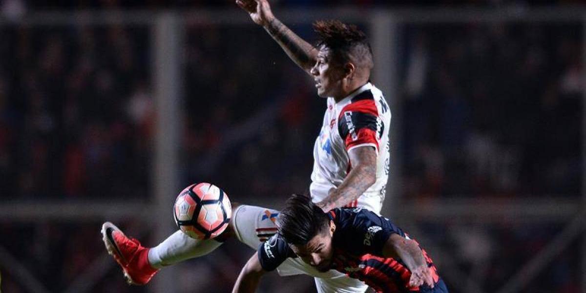 San Lorenzo de Paulo Díaz logra un milagroso triunfo y elimina de la Libertadores a Flamengo