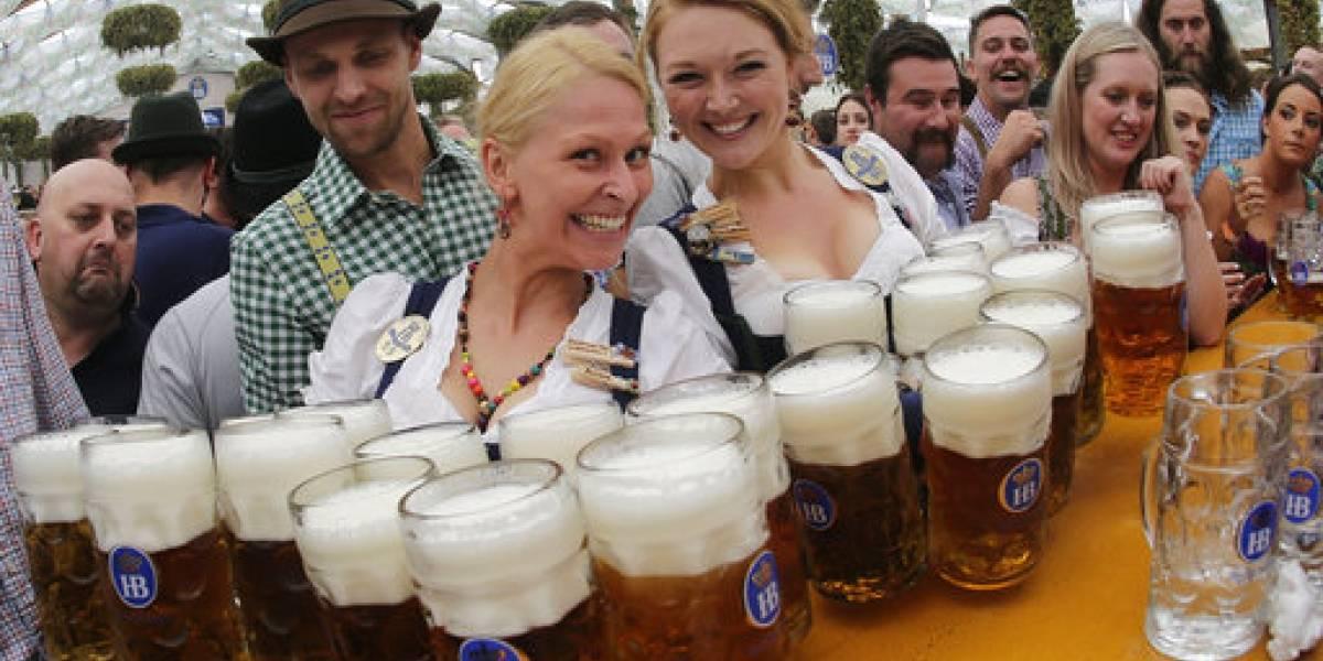 Rechazan ponerle tope al precio de cerveza en Oktoberfest