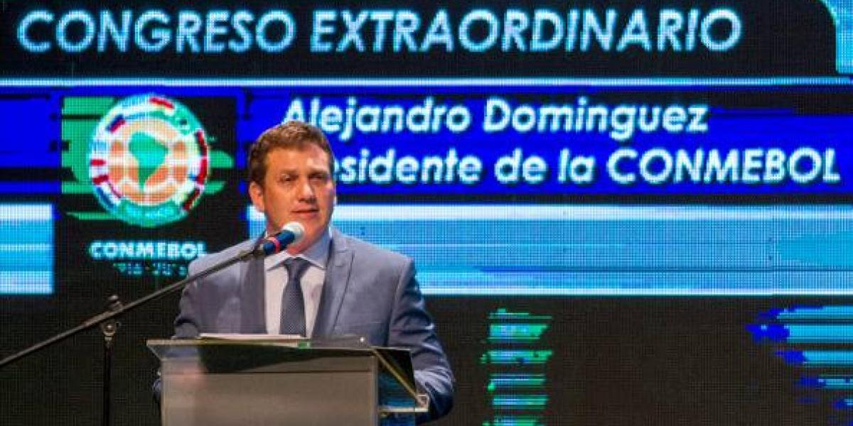 Conmebol desea que Argentina y Uruguay organicen el Mundial de 2030