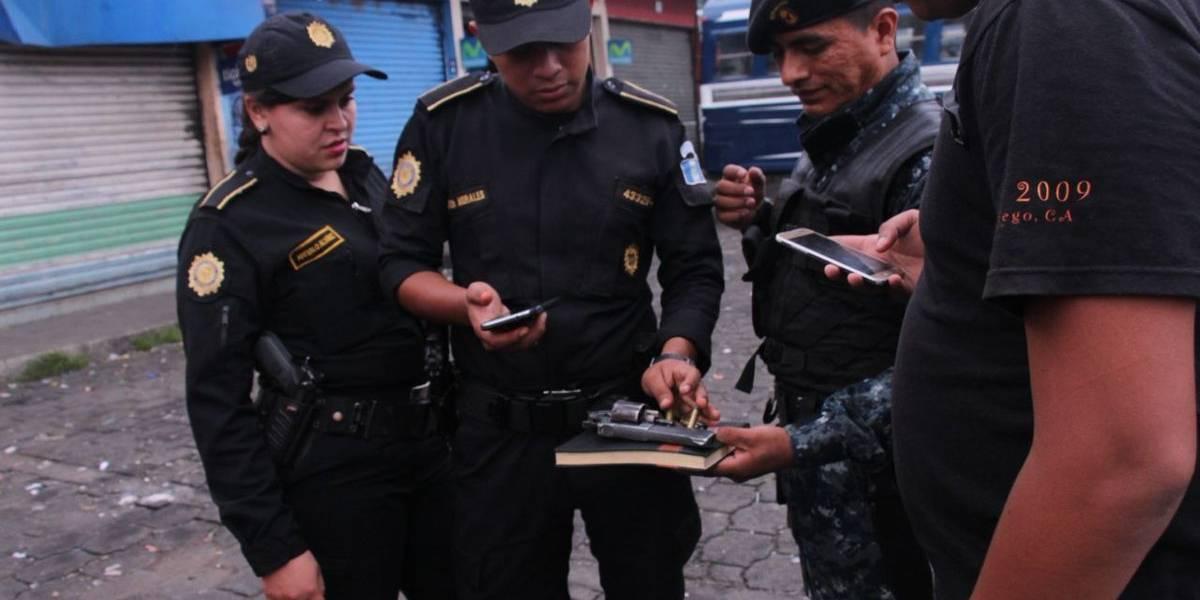 Dos capturados por prestar servicios de seguridad privada de forma ilegal