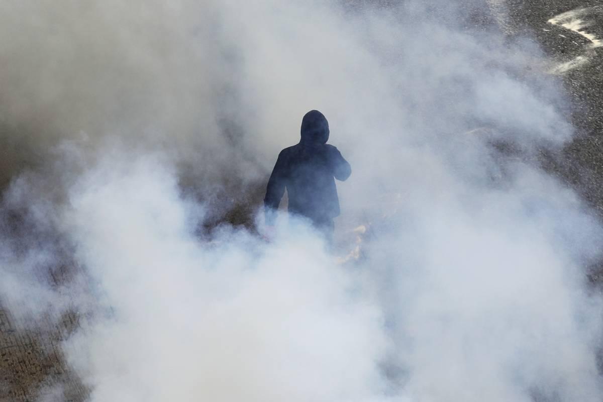 Caos en Grecia Foto: AP