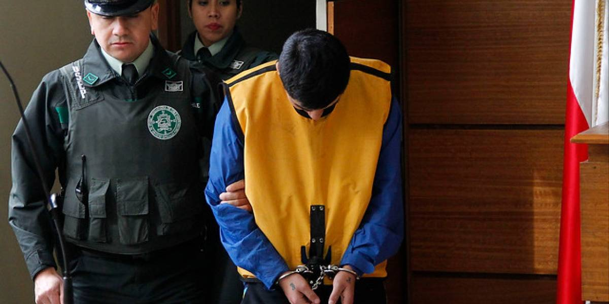 Detenido por asesinato tras tiroteo en Valparaíso pasó por tres tribunales en menos de dos días