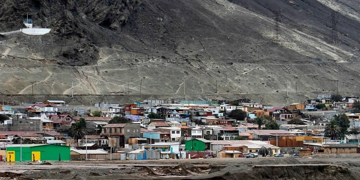 """Onemi tras emergencia en el norte: """"Hay zonas en que se va a tener que estudiar si pueden continuar viviendo ahí"""""""