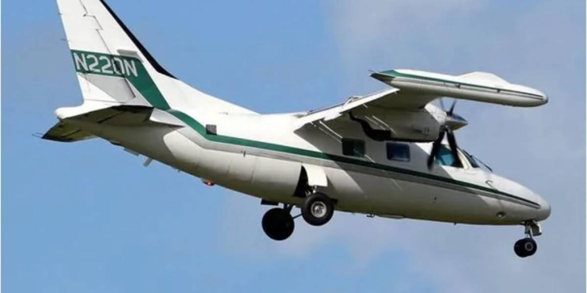 Desaparece una avioneta en el Triángulo de las Bermudas con 4 personas a bordo