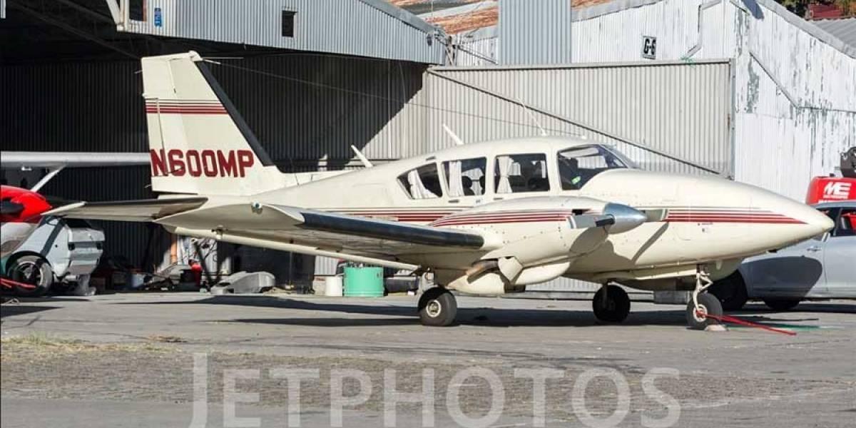 Aeronáutica suspende temporalmente la licencia del piloto de avioneta desaparecida