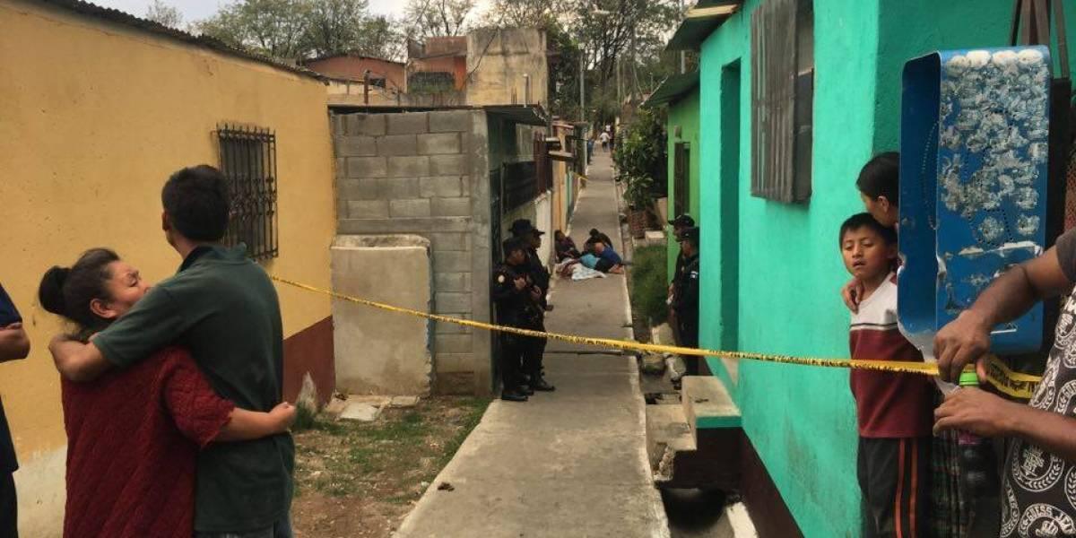 """Cuatro muertos tras ataque en """"El Paraíso II"""""""