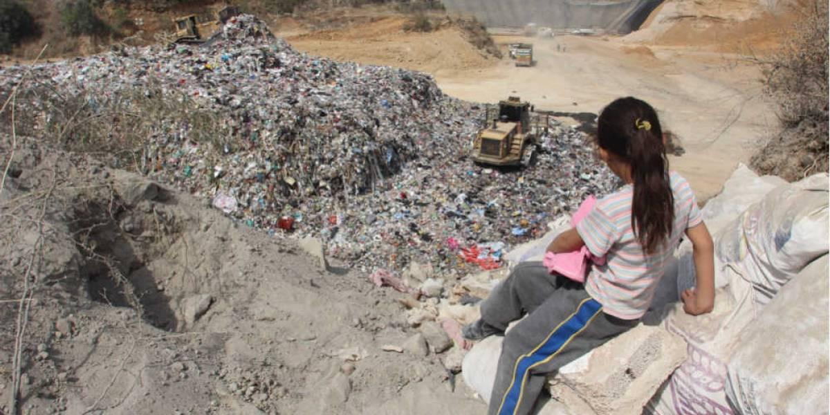 GCDMX gasta 3.6 mdp al día por llevar basura al Edomex