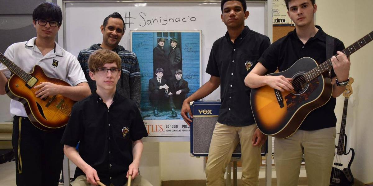 Estudiantes rendirán homenaje a The Beatles en Ventana al Jazz