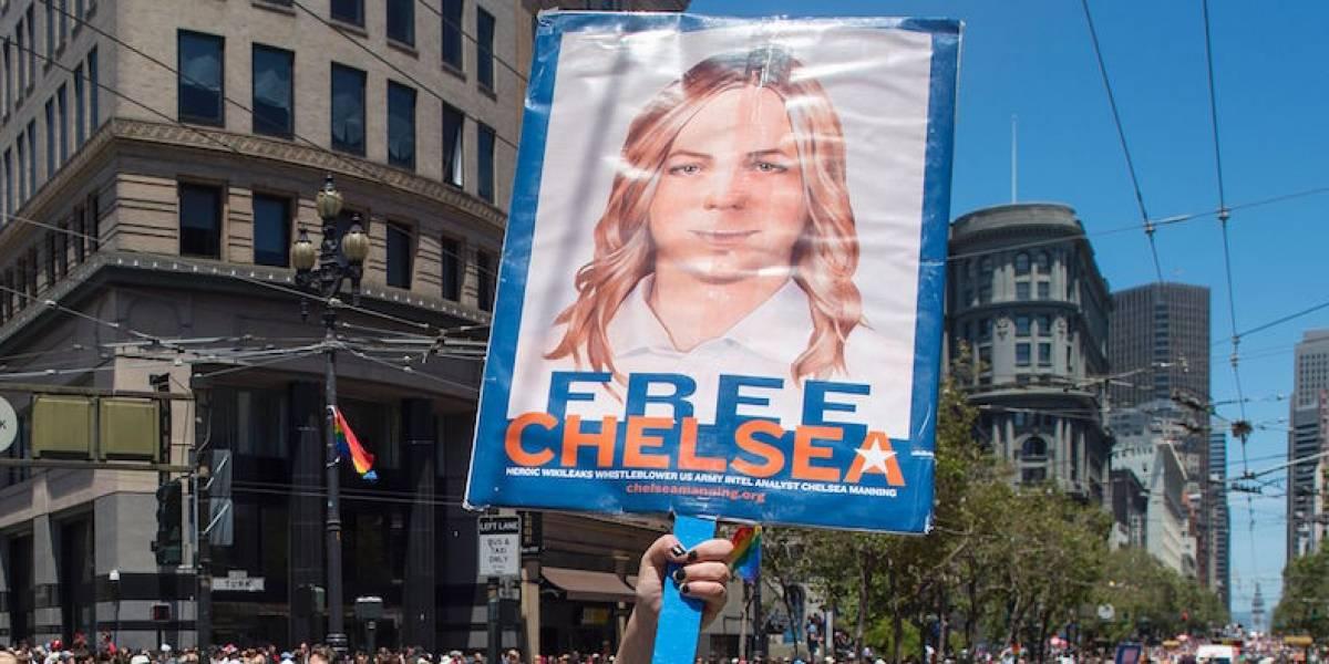 Chelsea Manning: soldado que filtró documentos a WikiLeaks sale en libertad tras indulto de Obama
