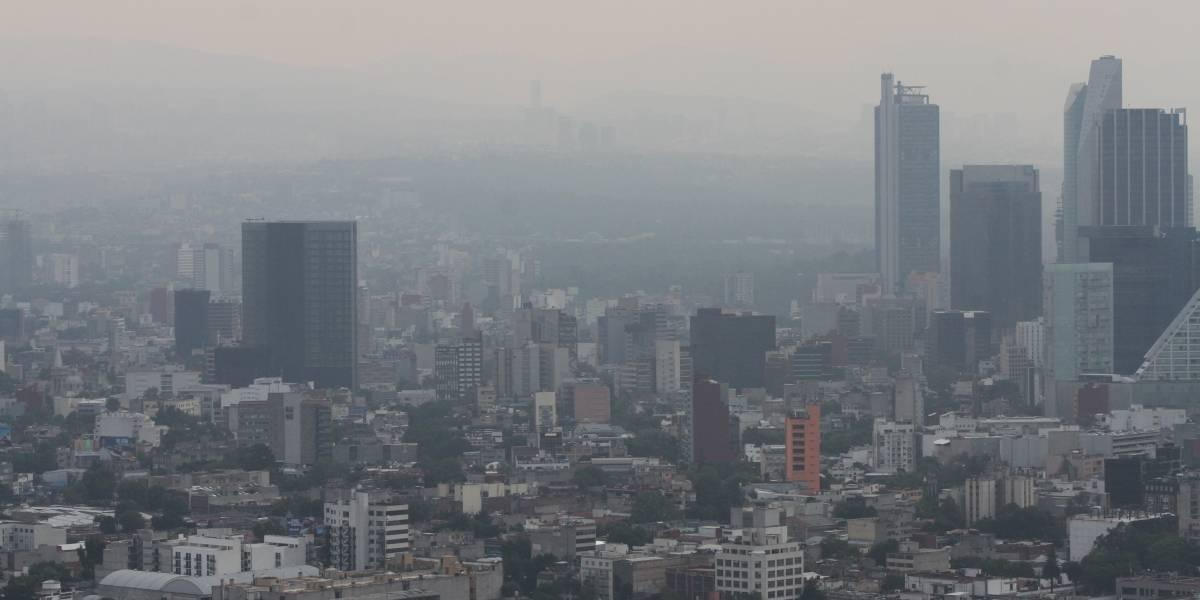 Continúa contingencia ambiental en el Valle de México, hoy no circulan autos con holograma 1 y 2