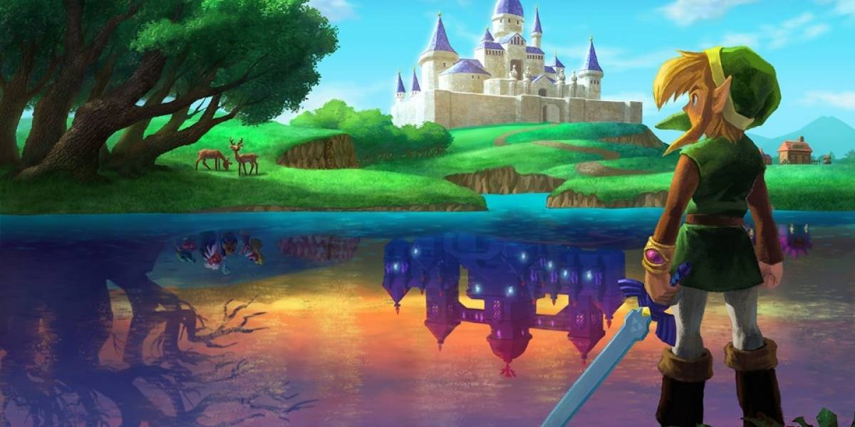 Nintendo podría lanzar The Legend of Zelda para smartphones