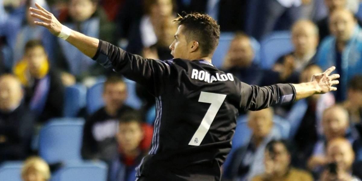 Aparte de las polémicas, Real Madrid goleó al Celta y está a un punto del título de Liga