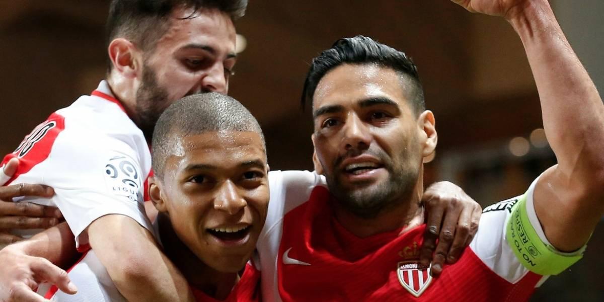"""Muy contento de disfrutarlo, porque viví momentos difíciles"": Falcao García"