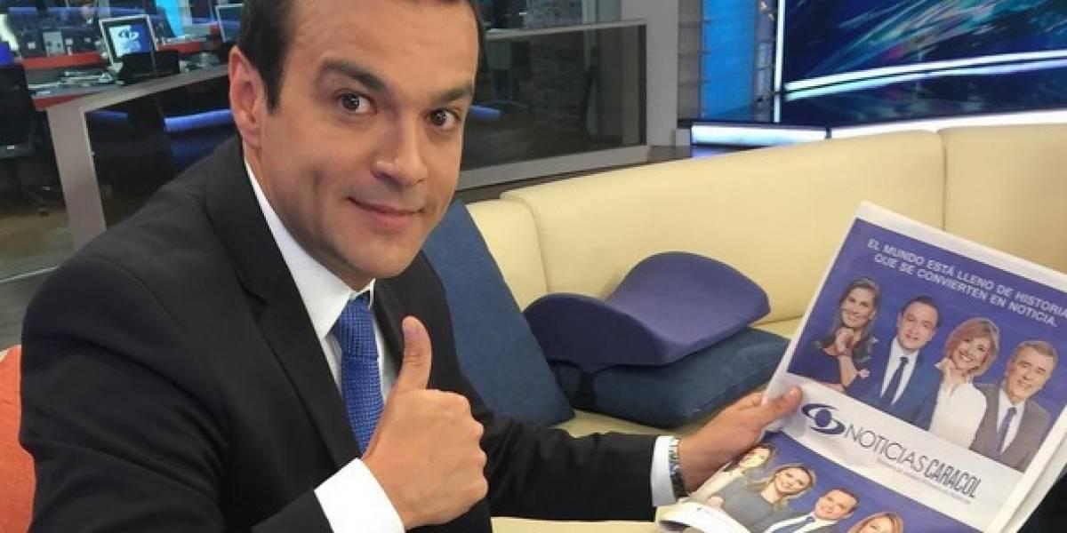 Video de Juan Diego Alvira vuelve a ser motivo de risas