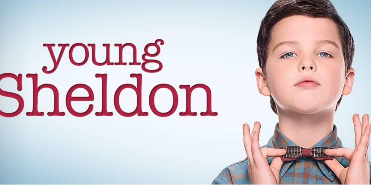 """""""Young Sheldon"""": Revelan las primeras imágenes de la precuela de """"The Big Bang Theory"""""""