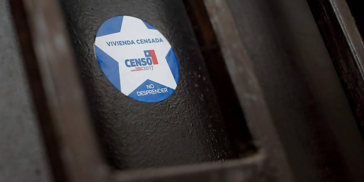 Bachelet asegura que cobertura de Censo 2017 llegó al 98,95% a nivel nacional