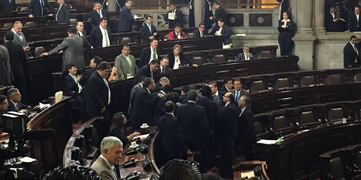 Congreso realiza primera sesión extraordinaria para continuar discusión de reformas