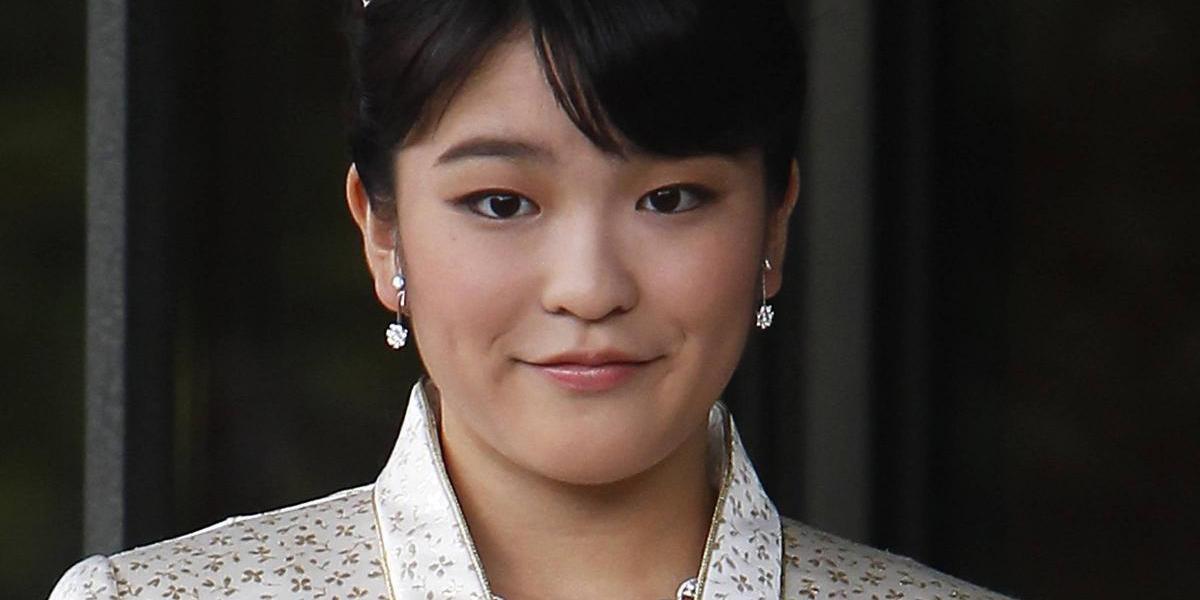 Princesa en Japón renuncia a la corona para casarse con un plebeyo