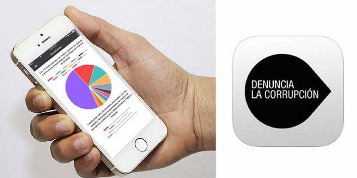 Crea SFP app para denunciar hechos de corrupción