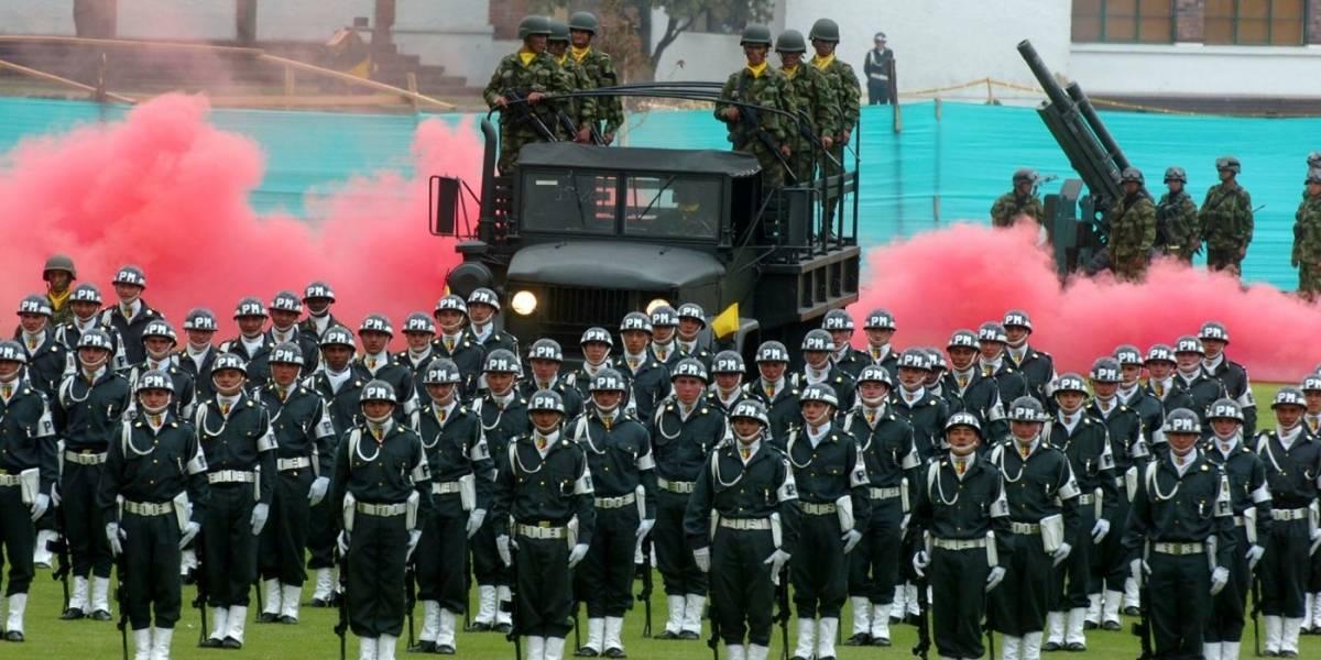 Ejército crea fuerzas especiales para actuar contra terrorismo en las ciudades