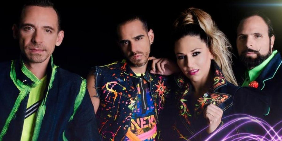 """De cerca con los Fabulosos 90s y su nuevo sencillo """"María"""", un cover del éxito de Ricky Martin"""