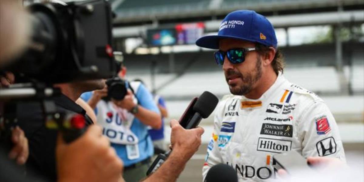 Após 500 Milhas da Indy e Daytona, Alonso é confirmado nas 24 Horas de Le Mans