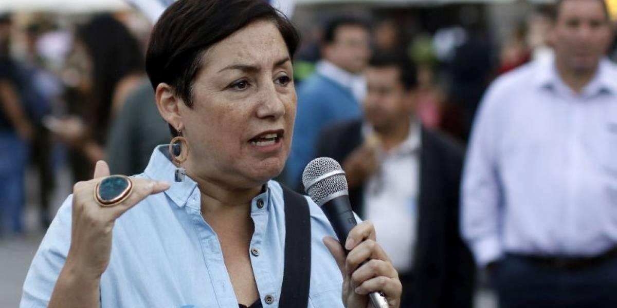"""Beatriz Sánchez: """"Este gobierno de Bachelet fracasó en lo que pretendió hacer"""""""