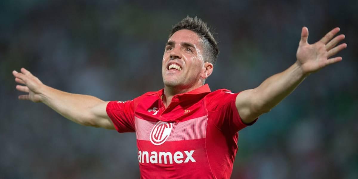 Gabriel Hauche advierte que Toluca no repetirá lo ocurrido ante Santos