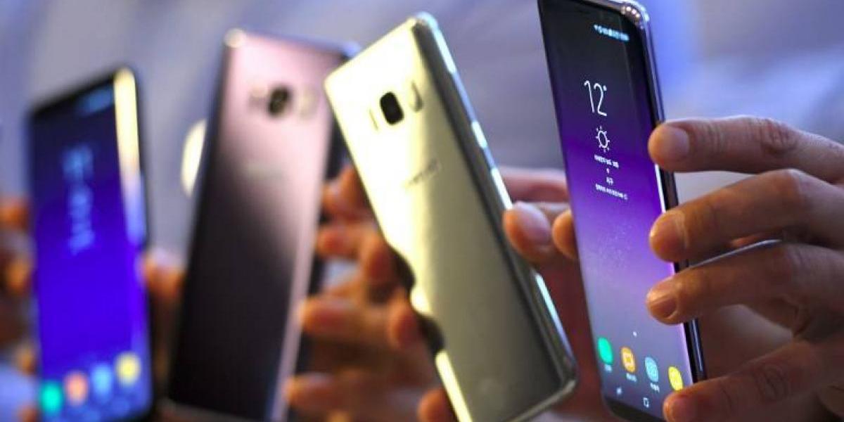 Samsung vende más de 10 millones de su teléfono Galaxy S8 en menos de un mes