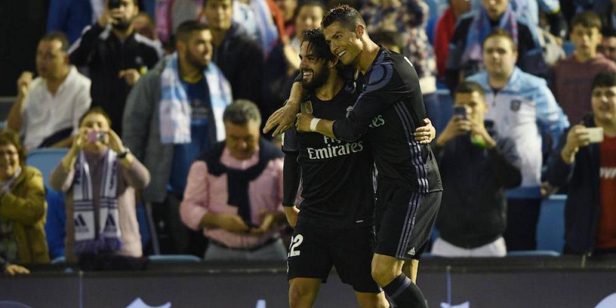 Real Madrid es líder y está a un punto del título
