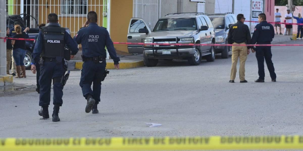 Homicidios en México, equivalentes a zona de guerra: OMS