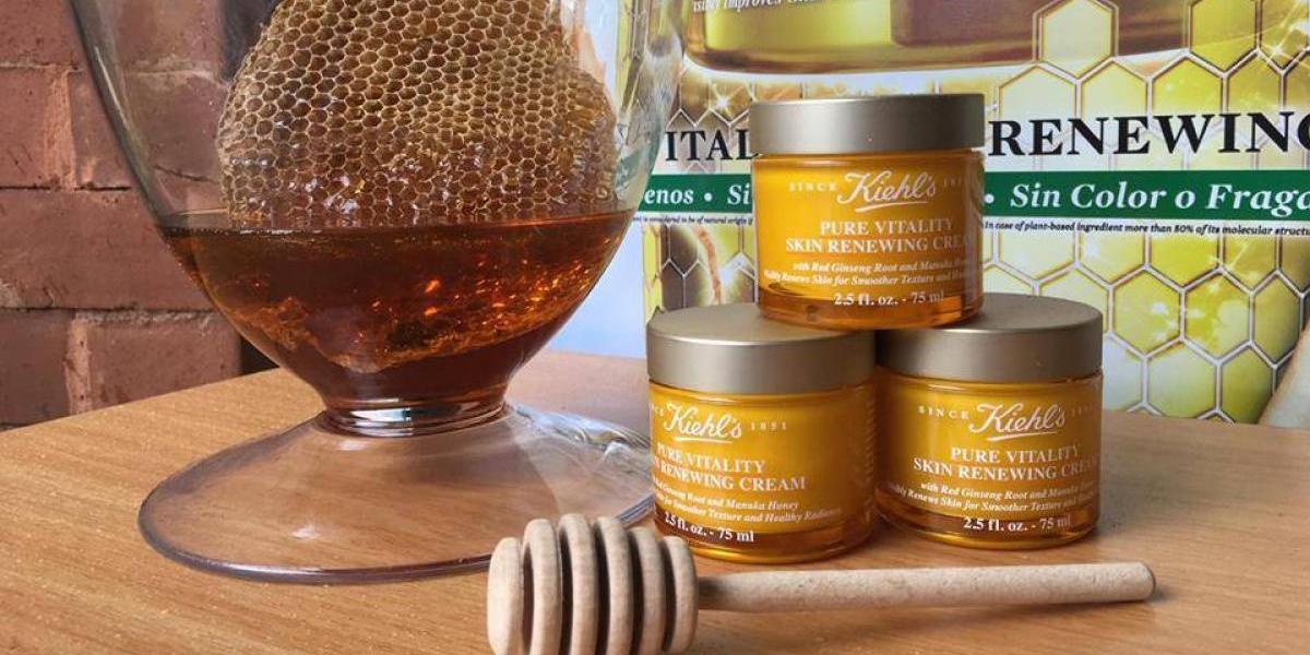 Pure Vitality, un tratamiento para nutrir, suavizar y renovar la piel con una fórmula 99.6% natural