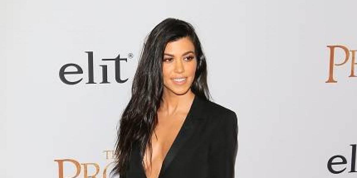 10 insólitas cosas que no conocíamos de Kourtney Kardashian