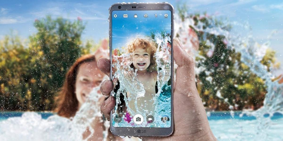 Vive una experiencia cinematrográfica con el nuevo smartphone LG G6