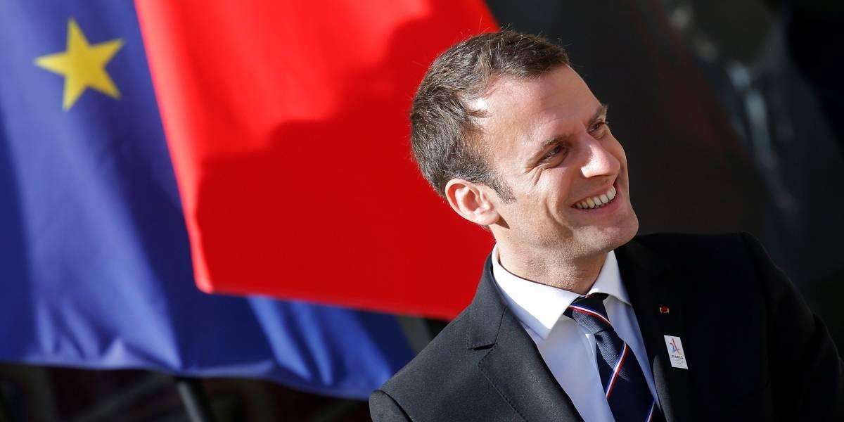 Macron nomeia ministros do seu governo: 50% são mulheres