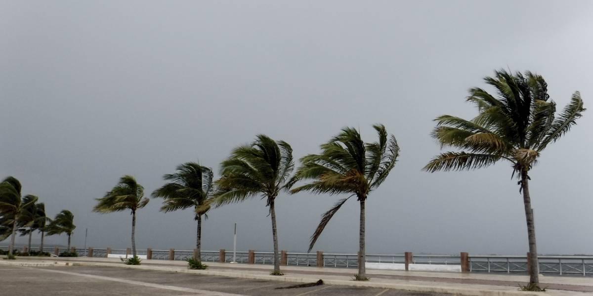 Frente Frío provocará vientos fuertes en el norte del país