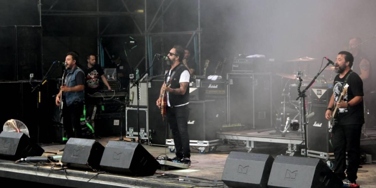 Molotov pospone show en Michoacán por robo de instrumentos