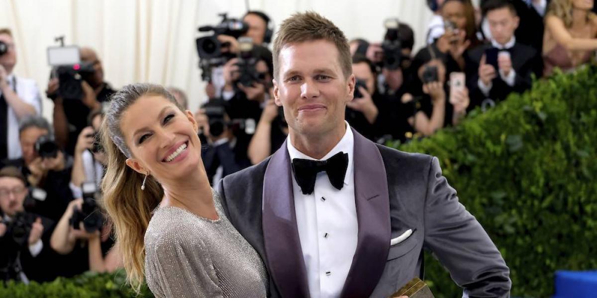 Gisele Bundchen revela que Brady sufrió una conmoción cerebral